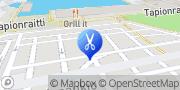 Kartta Shortcut Tapiola Espoo, Suomi