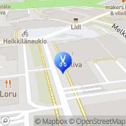 Kartta Lauttasaaren kauneuskeskus Oy Helsinki, Suomi