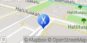 Kartta Kauneushoitola BellaHelena Oulu, Suomi