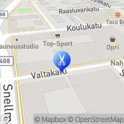 Kartta KauneusHetki Pamela Kauppinen Lappeenranta, Suomi