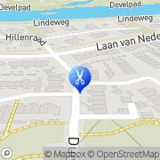 Kaart Miracles Zwijndrecht, Nederland