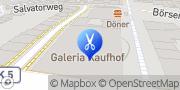 Karte essanelle Ihr Friseur Duisburg, Deutschland