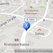 Karte Haut und Haar Gizem Koc Gäufelden, Deutschland