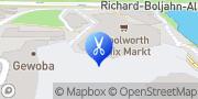 Karte HairExpress Bremen, Deutschland