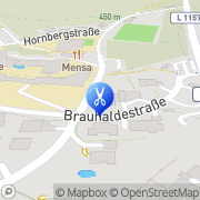 Karte Luitgard  Kurz Damen- und Herrensalon Leinzell, Deutschland