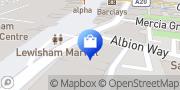 Map Three Lewisham, United Kingdom