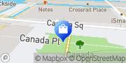 Map Vision Express Opticians - London - Canary Wharf Canary Wharf, United Kingdom