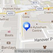 Map JD Sports Peckham, United Kingdom