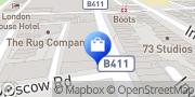 Map Vision Express Opticians - London - Bayswater Bayswater, United Kingdom