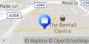 Map New Look - Closed Kingston upon Thames, United Kingdom