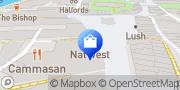 Map Next Kingston upon Thames, United Kingdom