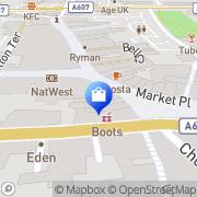 Map Clarks Shoes at Radley Melton Mowbray, United Kingdom