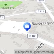 Carte de A La Pensée Sourdeval, France
