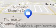 Map Poundland Thurmaston, United Kingdom