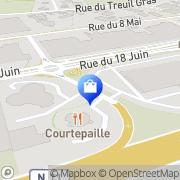 Carte de Tissus Chrisalie Puilboreau, France