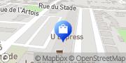 Carte de Utile - Coop Atlantique La Rochelle, France