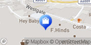 Map Vision Express Opticians Mansfield, United Kingdom