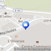 Carte de Garage Clisson, France