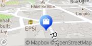 Carte de WD Couverture Nantes, France