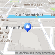 Carte de Crysalide Rennes, France