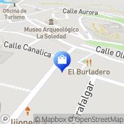 Map Electrodomésticos Morenilla Caravaca de la Cruz, Spain