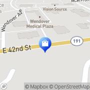 Map Sprint Odessa, United States