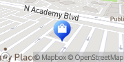 Map AT&T Store Colorado Springs, United States