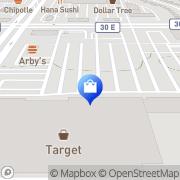 Map Target Aurora, United States