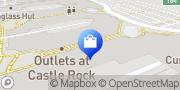 Map Hanesbrands Castle Rock, United States