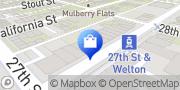 Map Pair O' Dimes Festival Fashion Boutique Denver, United States