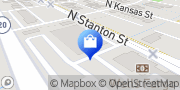 Map AT&T Store El Paso, United States
