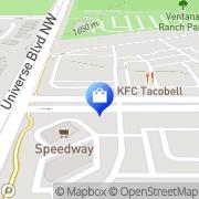 Map Walgreens Albuquerque, United States