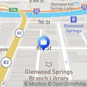 Map Fine Things Jewelry & Collectables Glenwood Springs, United States