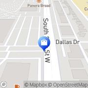 Map Verizon Wireless Billings, United States