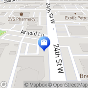Map Wireless Express Billings, United States