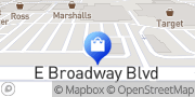 Map AT&T Store Tucson, United States