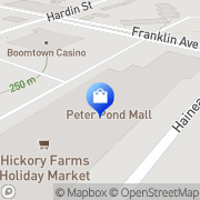 Map Foot Locker Fort McMurray, Canada