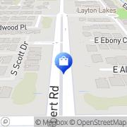 Map Target Gilbert, United States