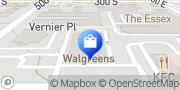 Map Walgreens Salt Lake City, United States