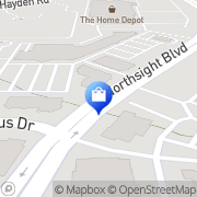 Map Sprint Scottsdale, United States