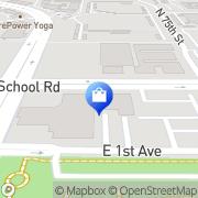 Map Walgreens Scottsdale, United States