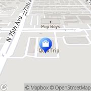 Map Walgreens- Closed Peoria, United States