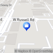 Map Commercial Hardware Las Vegas, United States