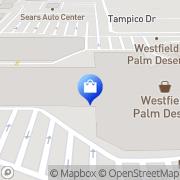 Map Lane Bryant Palm Desert, United States