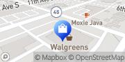 Map Walgreens Nampa, United States
