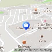Map HomeGoods Temecula, United States