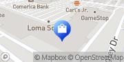 Map HomeGoods San Diego, United States