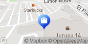 Map AT&T Store Riverside, United States