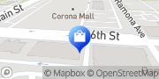 Map Fencing and Gates Corona Corona, United States