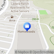 Map HomeGoods Ladera Ranch, United States
